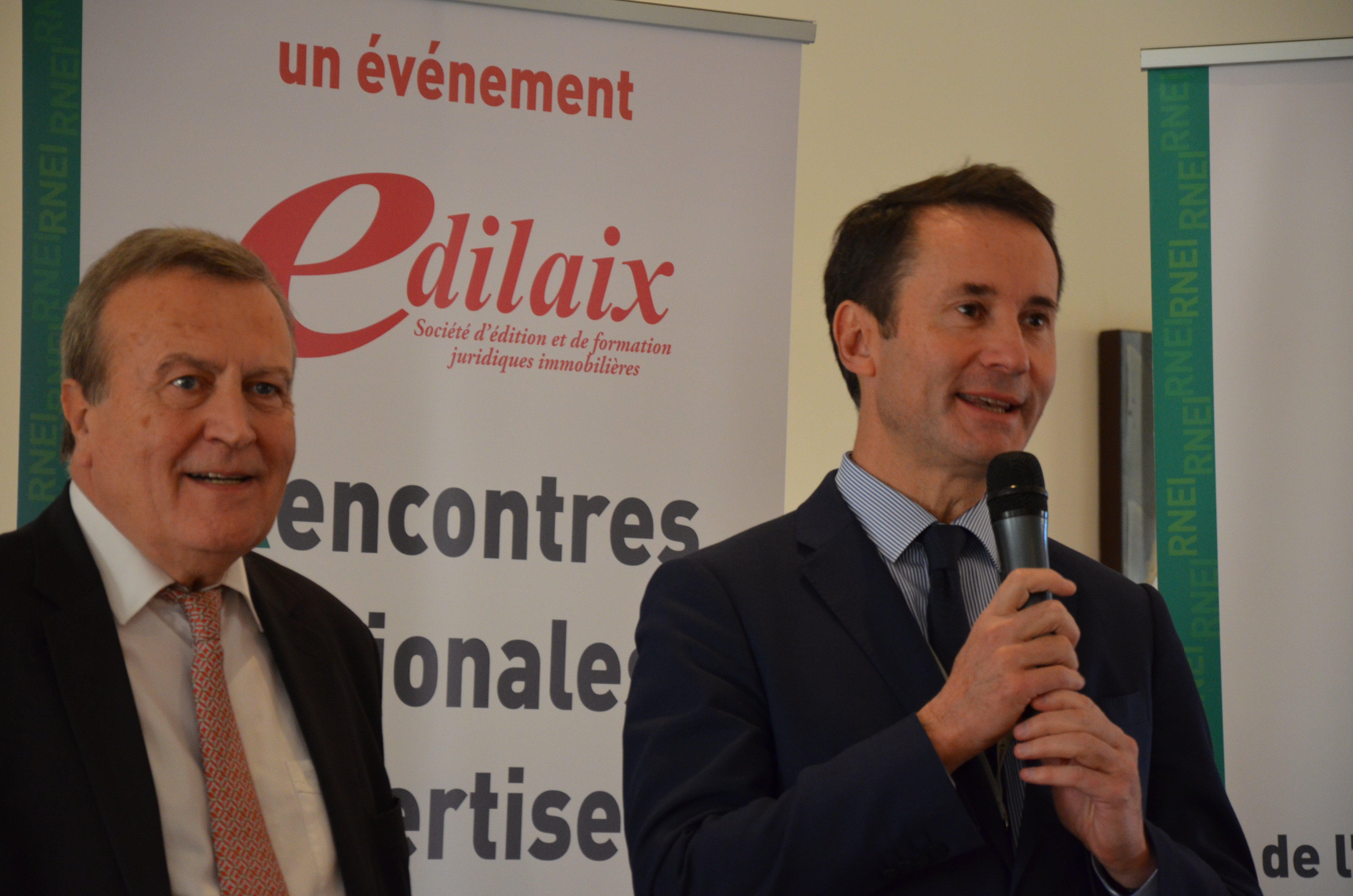 2 mes rencontres nationales de l 39 expertise immobili re cit internationale quai c de gaulle - Chambre des experts immobiliers ...
